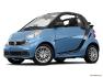 Smart - fortwo electric drive 2014 - Coupé 2 portes Passion - Plan latéral avant (Evox)