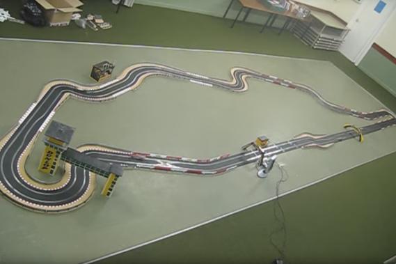 Un cadeau de Noël pour les inconsolables du Grand Prix de Formule électrique