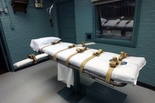 Un juge texan a refusé mercredi de reporter l'exécution d'un condamné à mort... (Photo: AFP)