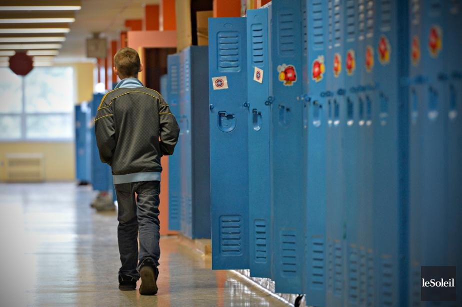 Les élèves risquent de faire les... (Photo Pascal Ratthé, archives Le Soleil)